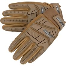 Cold Steel GL21 Tactical Battle Gloves, Tan, Medium
