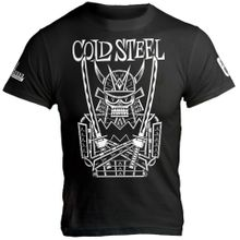 Cold Steel TL3 T-Shirt - Undead Samurai, L