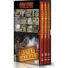 Cold Steel Never Unarmed DVD Six Disc Set
