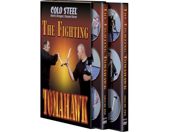 Cold Steel VDFT The Fighting Tomahawk DVD