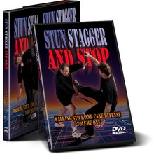 Cold Steel VDSC Stun Stagger & Stop DVD