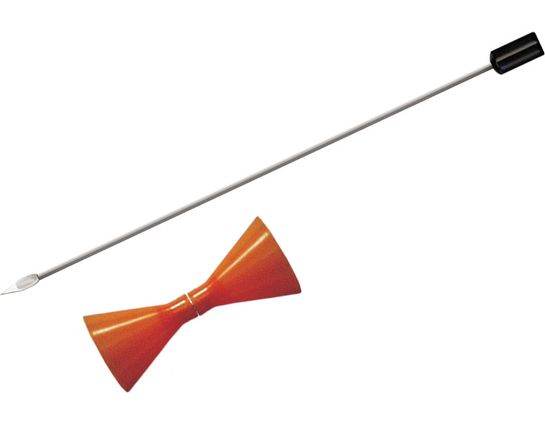 Cold Steel B625SE Multi Dart for Big Bore .625 Blowgun, 100 Darts and 7 Driving Cones
