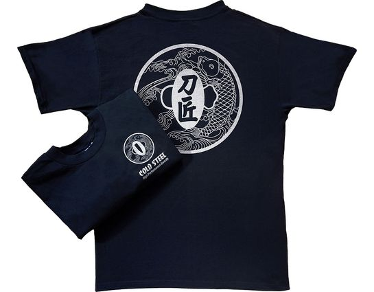 Cold Steel TG6 T-Shirt - Master Bladesmith, S