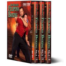 Cold Steel Ron Balicki's Filipino Boxing Training DVD's