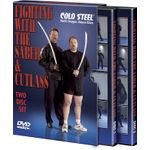 Cold Steel Two Disc DVD Set  inchFighting with the Saber and Cutlass inch