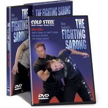 Cold Steel Two Disc DVD Set  inchThe Fighting Sarong inch by Ron Balicki