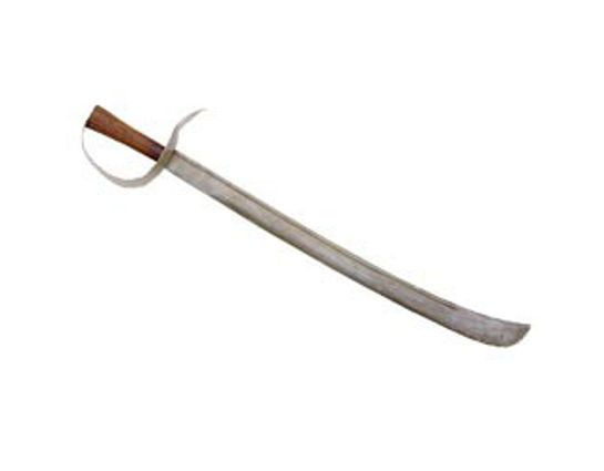 Pirate Cutlass Without Scabbard