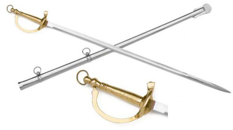 Confederate Civil War NCO Sword