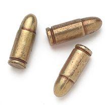 Denix 9mm Replica Bullets
