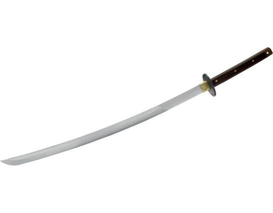 Condor Tool & Knife CTK1015-28.75HC Kondoru Katana Sword 28.75 inch Carbon Steel Blade, Walnut Handles and Sheath