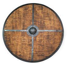 Condor Tool & Knife CTK1023-D35.8 Viking Forest Shield, 36.25 inch Diameter