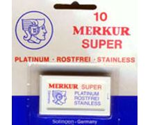 Replacement Razor Blades from MERKUR and others