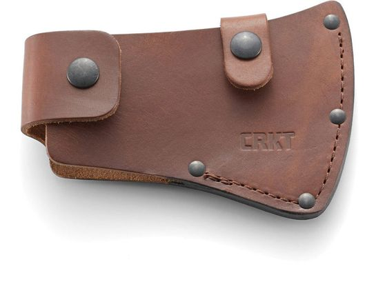 Columbia River CRKT D2745 Birler Pack Axe Leather Sheath (Axe Not Included)