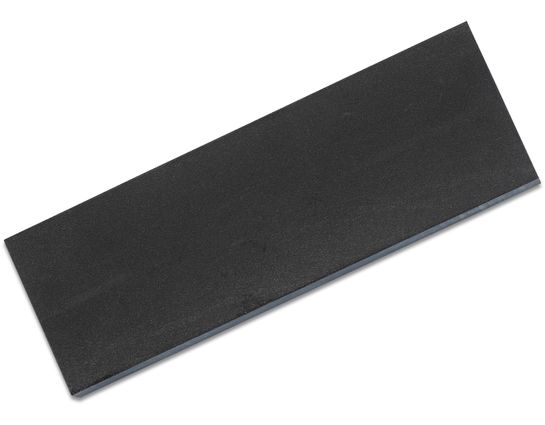 Dan's Whetstone Black Hard Arkansas Ultra Fine Bench Stone Wooden Box (6 inch x 2 inch x 1/2 inch)