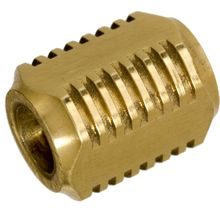 Darrel Ralph Designs Polished Brass L2 Lanyard Bead