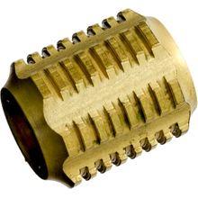 Darrel Ralph Designs Polished Brass L3 Lanyard Bead