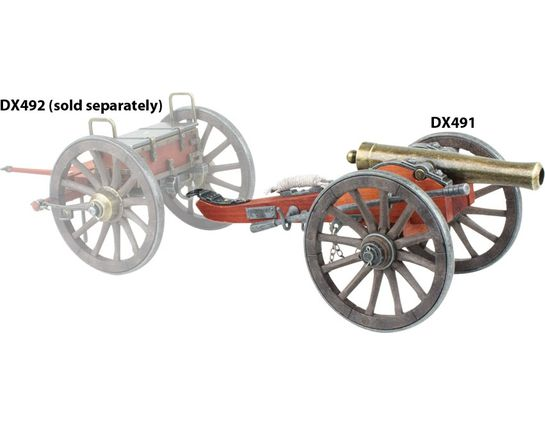 Denix Cvil War Confederate Cannon (491)