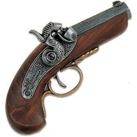 Denix Reproduction 1850 American Derringer Pistol
