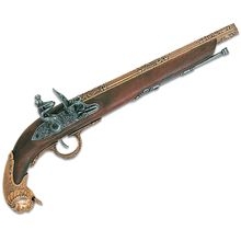 Denix Replica 18th Century German Flintlock Pistol