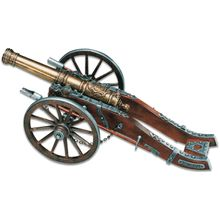 Denix Miniature 18th Century Louis XIV Cannon