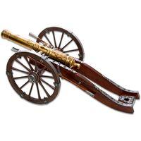 Denix 18th Century Louis XIV Cannon, 2' 5 inch Length