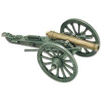 Denix Miniature 1857 American Civil War Cannon