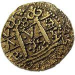 Denix Replica Pirate's Gold Doubloon
