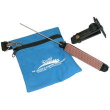 DMT AKF Aligner Fine Stone Sharpening Kit