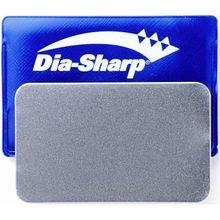 DMT D3C 3 inch Dia-Sharp Sharpener  inchCredit Card inch, Coarse