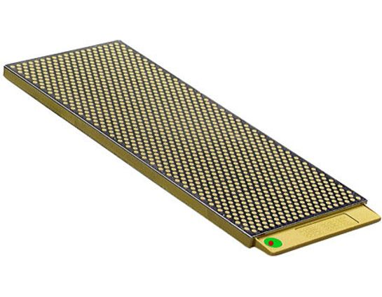 DMT W250CXNB 10 inch DuoSharp Bench Stone, Coarse/Extra-Coarse