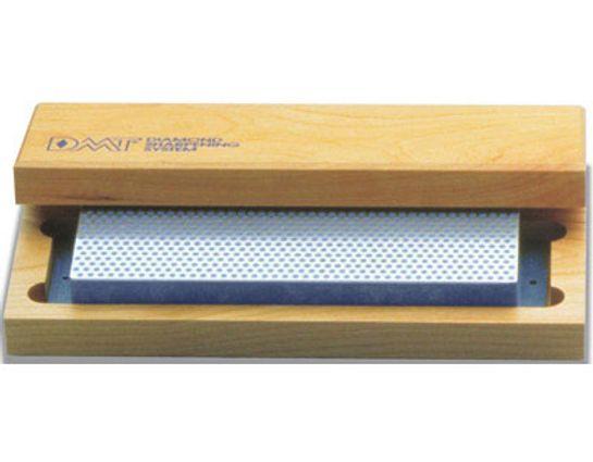 DMT W8C 8 inch Diamond Whetstone, Coarse with Hardwood Box