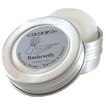 DOVO Golddachs Rasierseife Shaving Soap Aluminum Tin