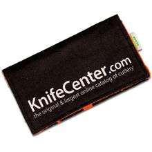 Dragoncut Design KnifeCenter DCC Display, Clean & Carry Pouch