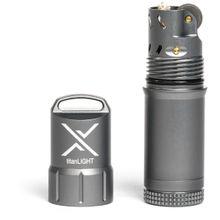 Exotac 5500 titanLIGHT Refillable Lighter, Waterproof, Gunmetal
