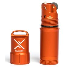 Exotac 5500 titanLIGHT Refillable Lighter, Waterproof, Orange