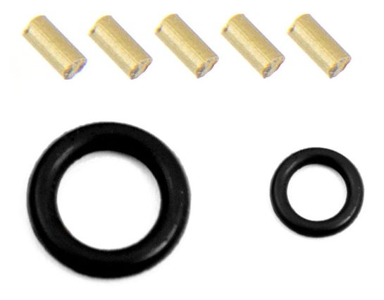 Exotac 11225 nanoSpark Flint Kit, O-Rings