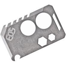 EOS Titanium Knife Card, Raw