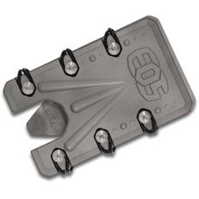 EOS Titanium 2.0 Wallet, Bead Blasted