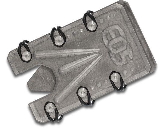 EOS Titanium 2.0 Wallet, Raw