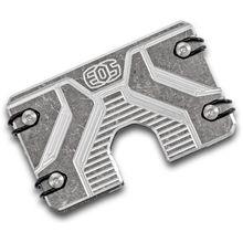 EOS Aluminum Wallet, Stonewashed