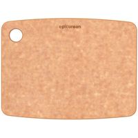 Epicurean Kitchen Series Wood Fiber Cutting Board, Natural, 8 inch x 6 inch