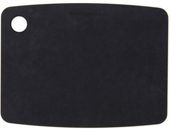 Epicurean Kitchen Series Wood Fiber Cutting Board, Slate, 8 inch x 6 inch