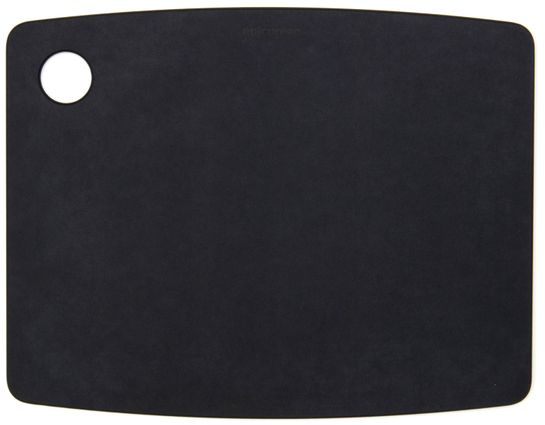 Epicurean Kitchen Series Wood Fiber Cutting Board, Slate, 11.5 inch x 9 inch