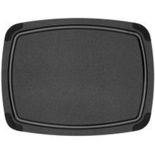 Epicurean Poly Board All-Purpose Cutting Board, Black, 14.5 inch x 11.25 inch
