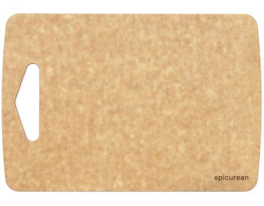 Epicurean Prep Series Wood Fiber Cutting Board, Natural, 9.5 inch x 6.5 inch