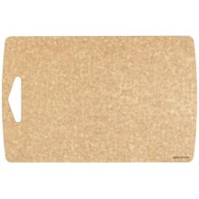 Epicurean Prep Series Wood Fiber Cutting Board, Natural, 15.5 inch x 10 inch