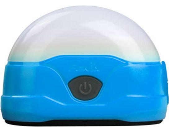Fenix CL20R Rechargeable LED Lantern, Blue, 300 Max Lumens