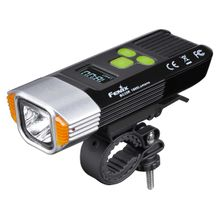 Fenix BC35R USB Rechargeable LED Bike Light, Black, 1800 Max Lumens
