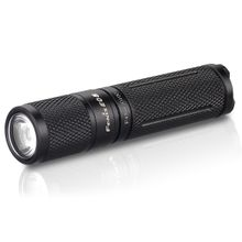 Fenix E05 Keychain LED Flashlight, Black, 85 Max Lumens