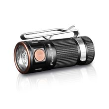 Fenix E16 EDC Compact LED Flashlight, Black, 700 Max Lumens